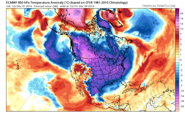 euro48t wintry weather