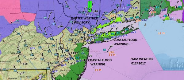 noreaster