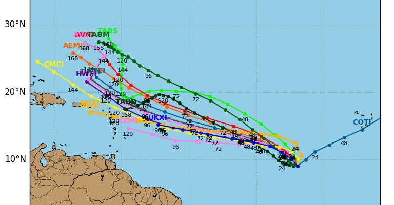tropical depression tropical storm