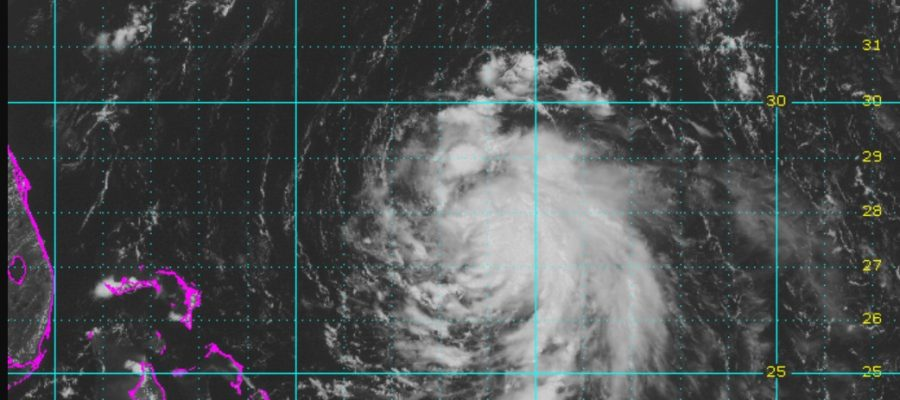 tropical storm gert