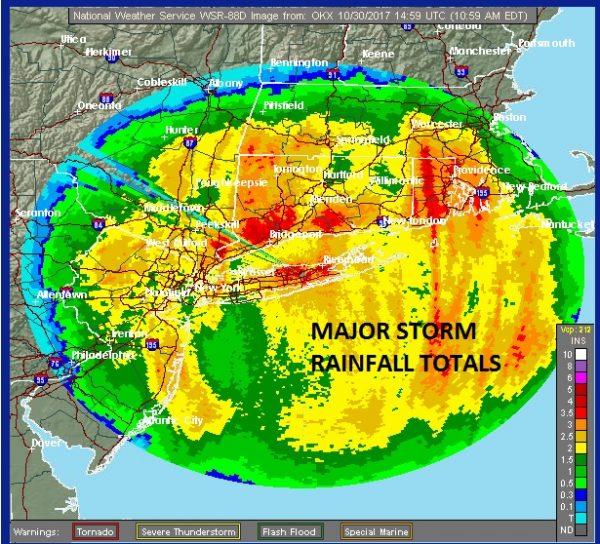 major storm