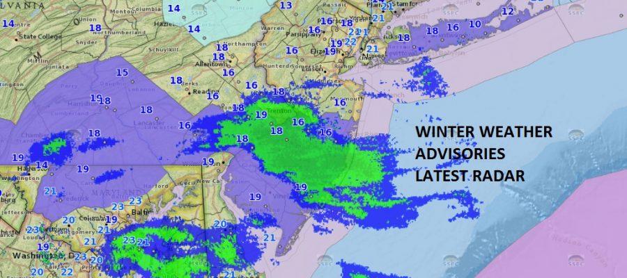 snow accumulation forecasts