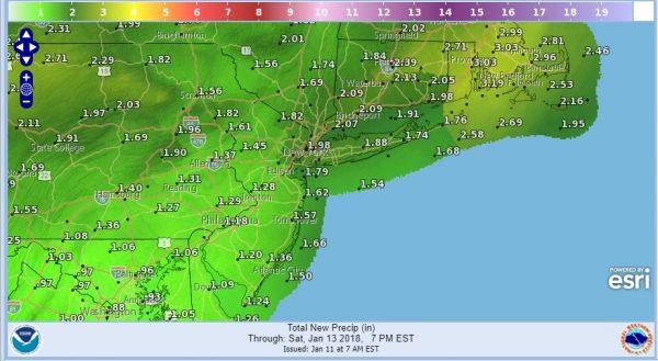 flood watch winter weather advisory