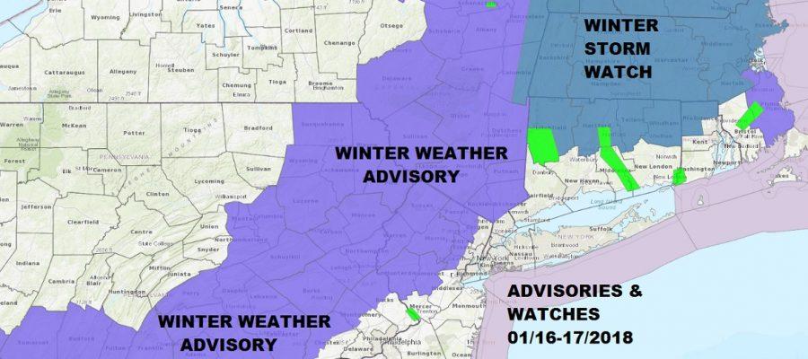 winter weather advisory snow