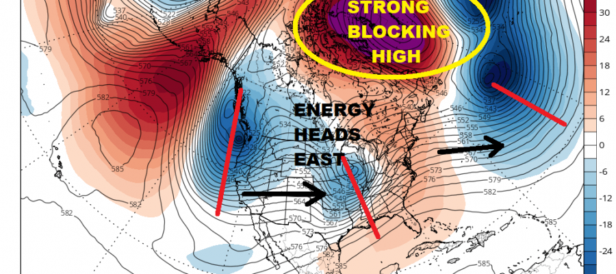 Noreaster Possibility Cold Air Lacking