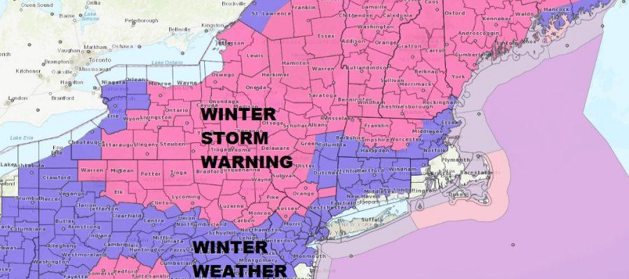 Snow Ice Forecasts Wednesday 02072018 National Weather Service Forecast Maps