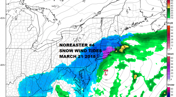 Nam Model Robust Winter Storm Watch Continues