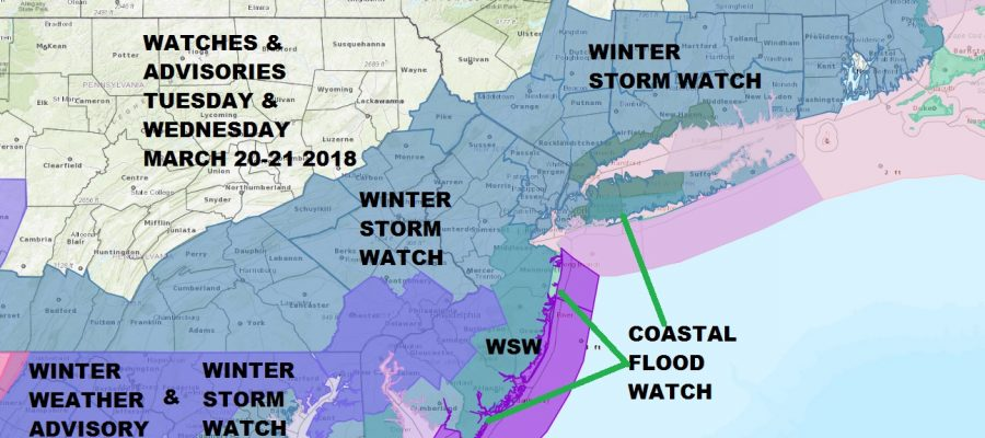 Winter Storm Watch National Weather Service Snow Forecast Maps