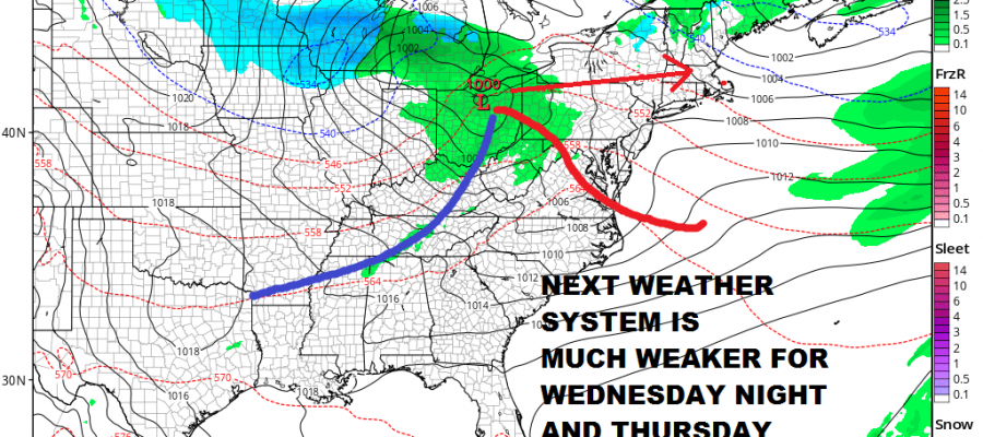 Clouds Cold Showers Flurries April Remains Cruel Major Storm Departs Calmer Weather Ahead Long Range