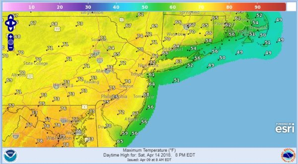 Everyone Is Waiting For Widespread 70s Saturday Is The Day!