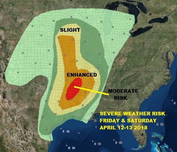Major Spring Storm Blizzard Plains Severe Weather Rain Here Sunday Monday