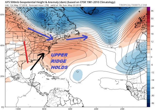 Pattern Shift Next Week Watching Northwest Caribbean