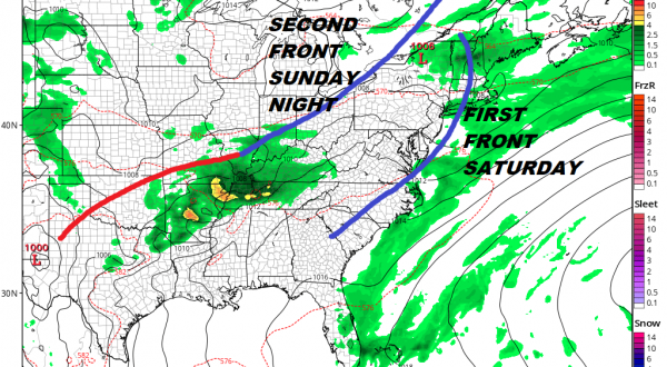 Clouds Arriving Rain Overnight Weekend Shower Issues Clouds Some Rain Tonight Dry Thursday Friday