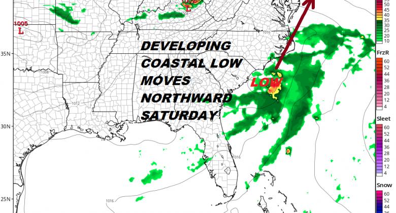Coastal Storm Rain Wind Likely Late Saturday Into Sunday Morning
