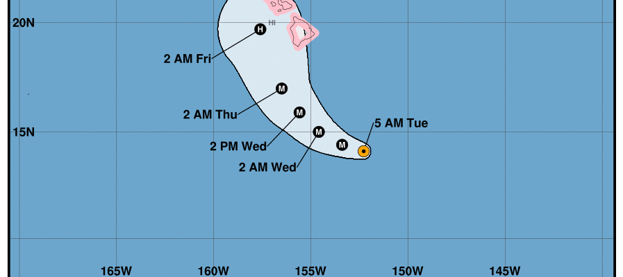 major hurricane lane