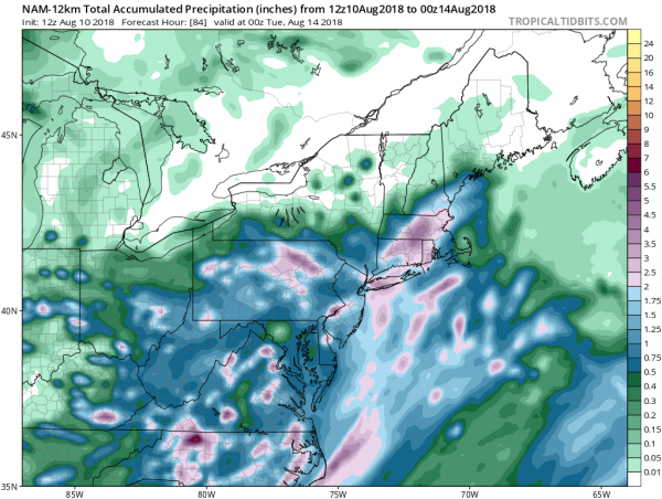 Bad Hair Weather Downpours Thunderstorm Risk Flash Flooding