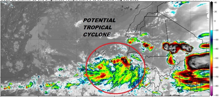 potential tropical cyclone tropical storm florence
