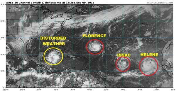 flood watch hurricanes