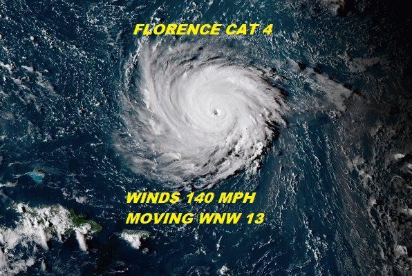 hurricane florence