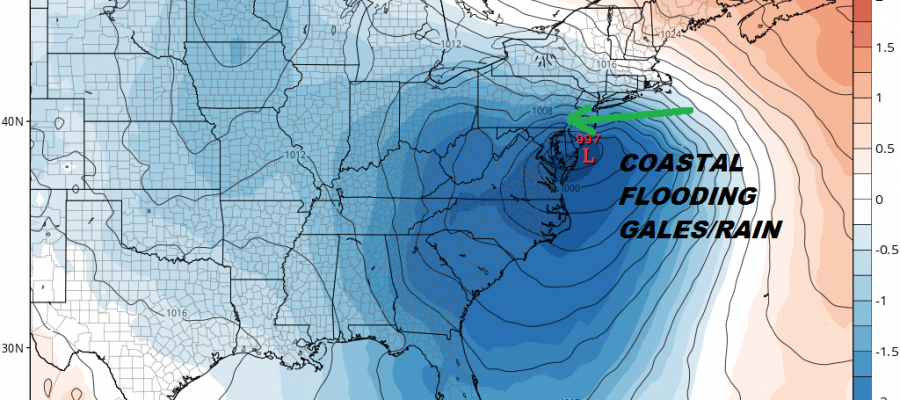weather models coastal storm