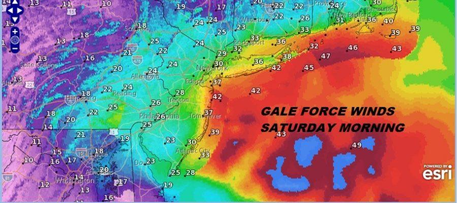 coastal storm coastal flood watch