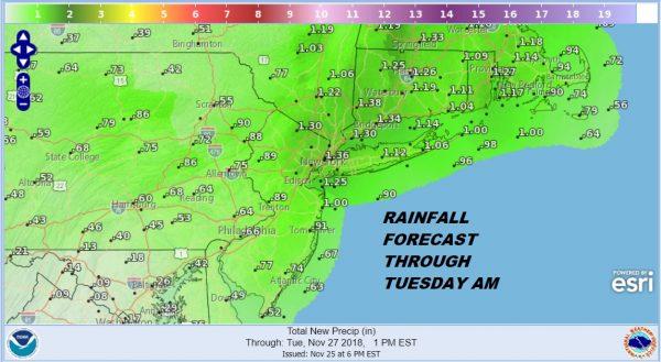 rain monday flood watch