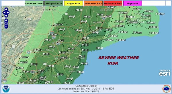 severe weathre high wind watch