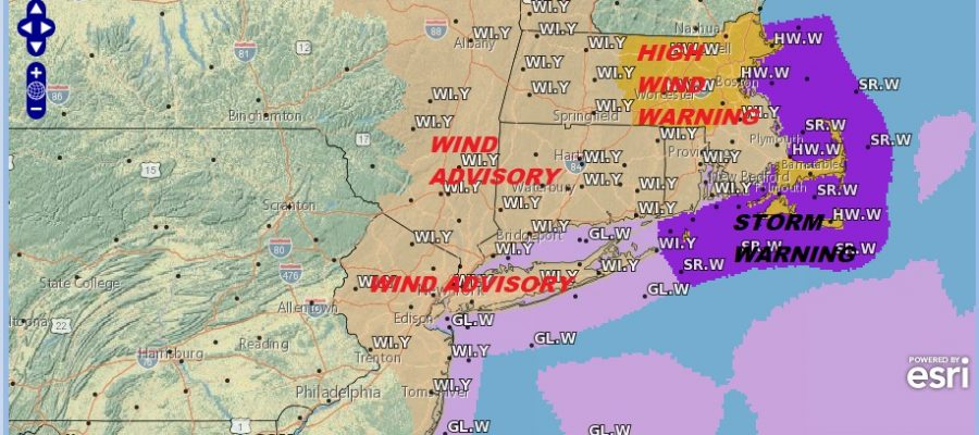 wind advisory severe weathre