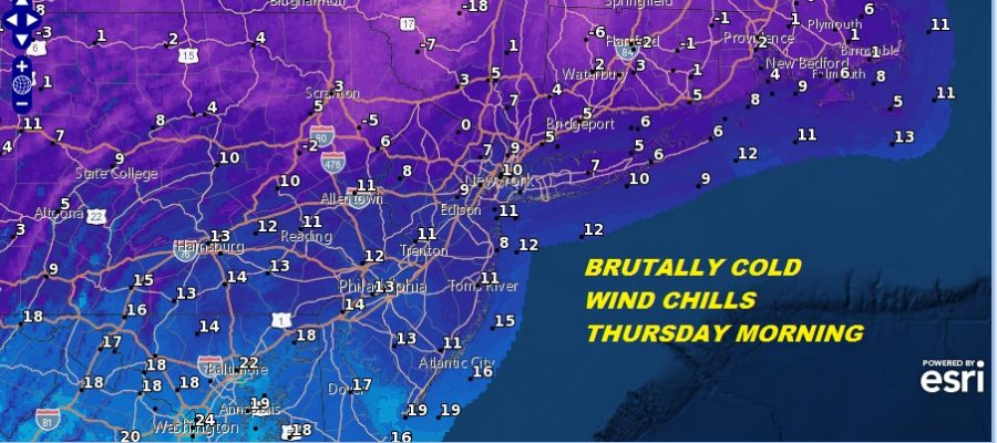 winter weather advisory wind chill