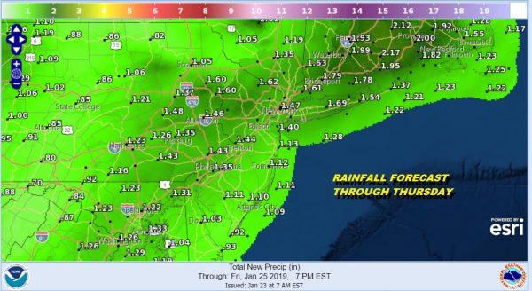 Flood Watch Flash Flood Watch New Jersey NYC HV LI CT