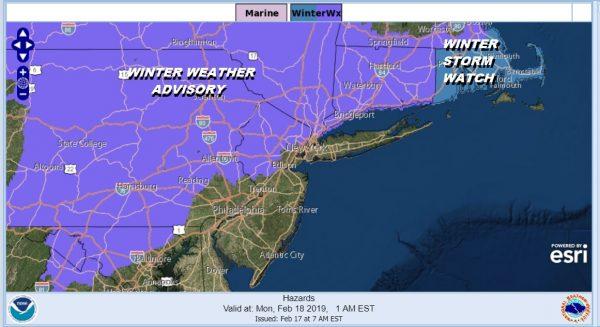 Sunshine To Clouds Snow Rain Tonight Snow Rain Wednesday