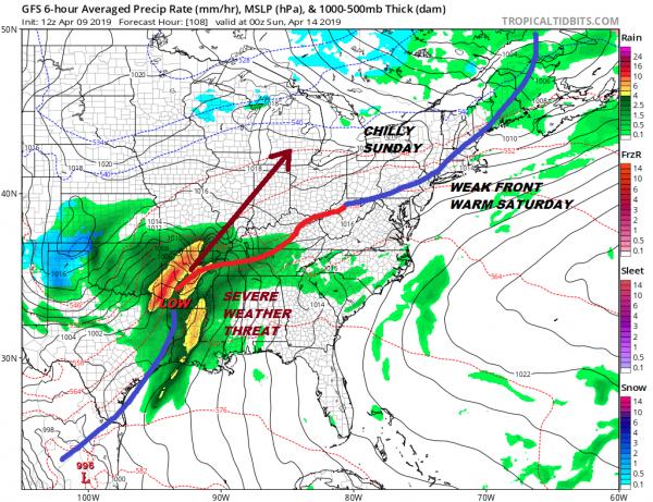 Showers Thunderstorms Weaken Into Marine Layer Weather Improves Wednesday