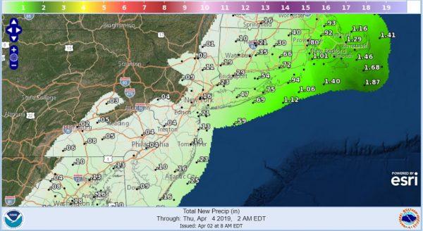 Coastal Storm Developing Will Pass Offshore Rain Coast Tonight