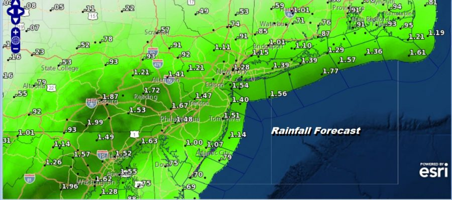 Washout Sunday Rain Flood Watch Continues