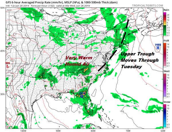 Long Range Next Week Better Weather Ahead Jet Stream Changes