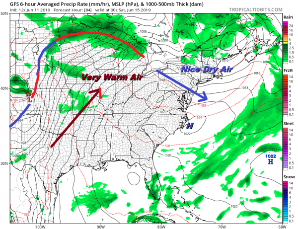 Clear Night Sunny Wednesday Heavy Downpours Thursday Morning Commute