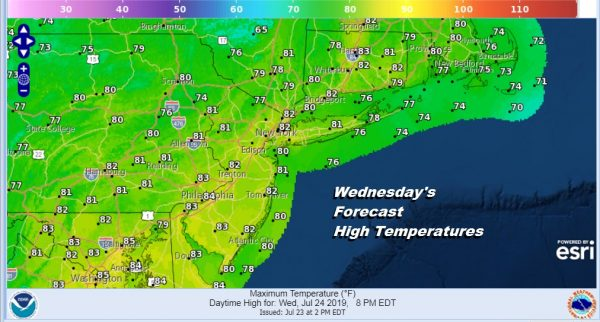 Sunshine Returns Nice Stretch of Weather Ahead