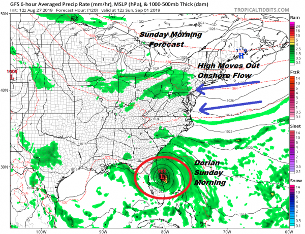 Warmer More Humid Air Arriving Tropical Depression 6 Remains Poorly Organized