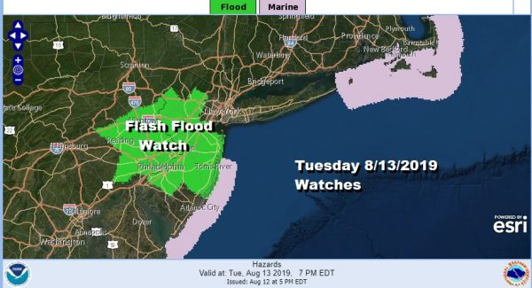 Severe Weather Flash Flood Risks Tuesday Severe Weather Likely
