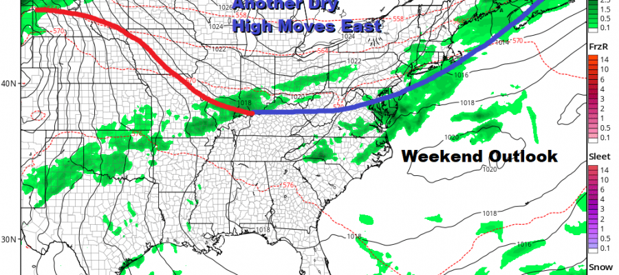 Another Dry High Moves East