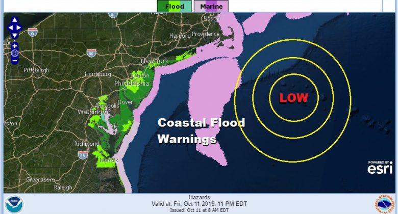 Coastal Flood Warnings
