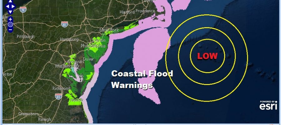 Coastal Flood Warnings