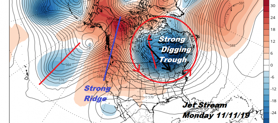 Joestradamus Long Range Watching Next Week As Dynamic Pattern Evolves