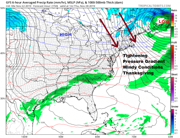 Clouds Showers Today Rain Saturday Night Into Sunday Dry Start Thanksgiving Week