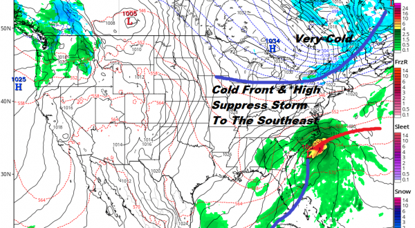 More Records Fall Cold Night Ahead Temps Moderate Into Friday