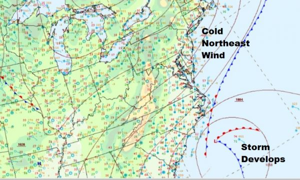 Coastal Flood Watch Long Island New Jersey Sunday & Monday