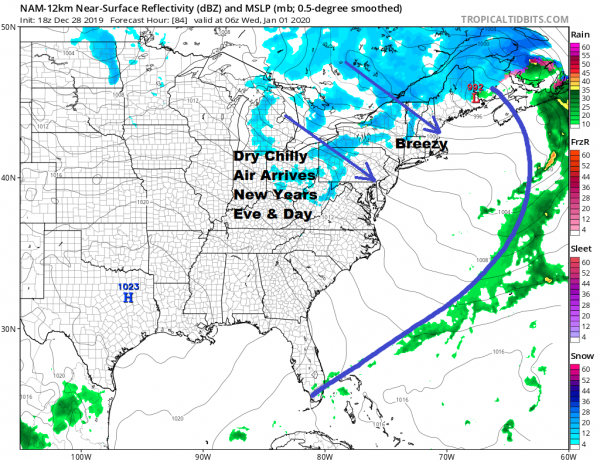 Rain Sunday Afternoon Into Monday Night Ice Storm Possibility Upstate NY New England