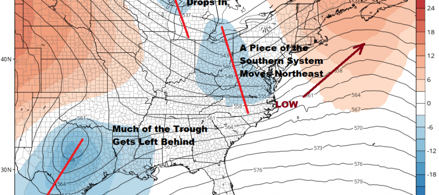 Quiet Week In A Chaotic Weather Pattern Weekend Weather System Uncertainty