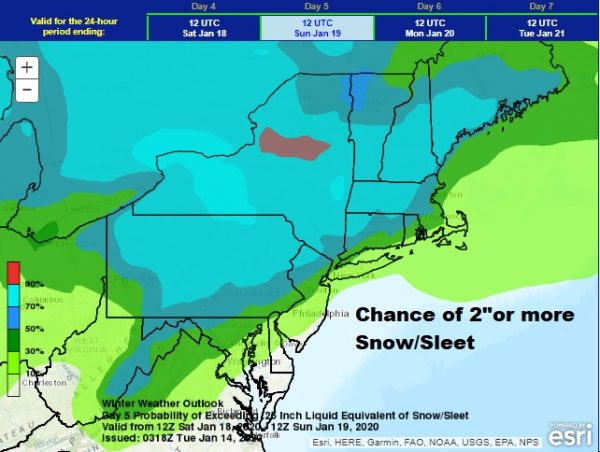 Another Gloomy Day Early Look At Saturday Northeast Winter Storm