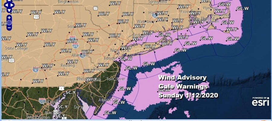 Record Highs Possible Wind Advisory Sunday